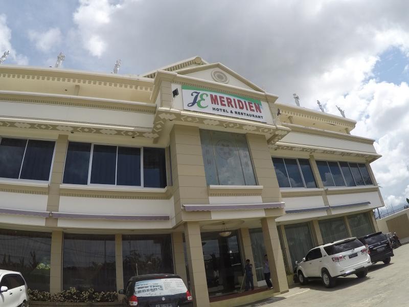 Hotel Je Meridien Hotel - Jalan Basuki Rahmat KM 75 - Sorong