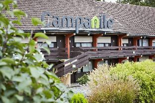 Reviews Campanile Strasbourg Sud - Illkirch Geispolsheim Hotel