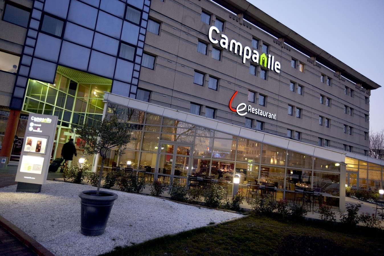 Campanile Gennevilliers Paris Ouest Barbanniers Hotel