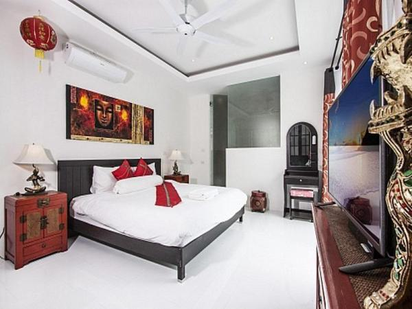 泰国苏梅岛班泰别墅11-3床(Banthai Villa 11 - 3 Beds)