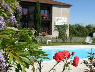 Logis Hotel Du Domaine De Champlong Villerest - Bể bơi