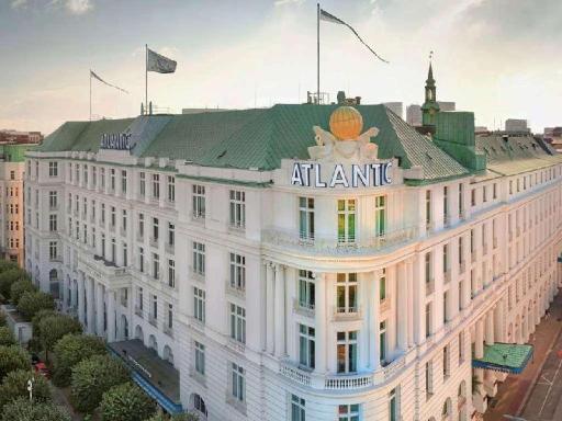 Kempinski Hotel in ➦ Hamburg ➦ accepts PayPal