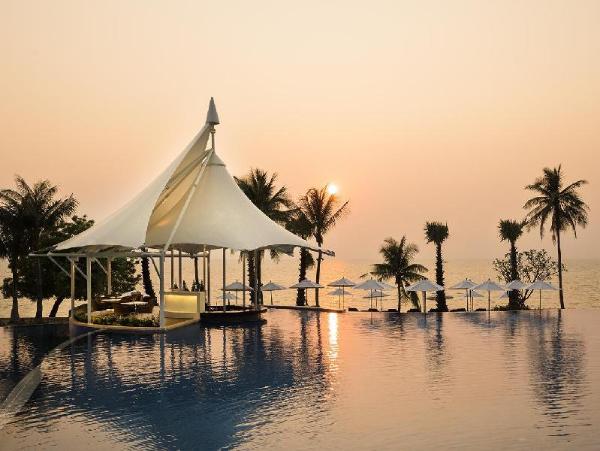泰国芭堤雅瑞享暹罗酒店(Movenpick Siam Hotel Pattaya) 泰国旅游 第1张