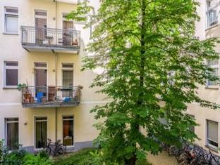 호텔 1A 아파트 베를린 베를린 - 호텔 외부구조