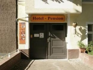 Hotel Pension Canaletto Berlin - Hotellet udefra