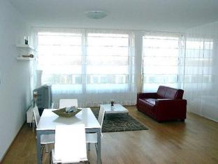 Pfefferbett Apartments Potsdamer Platz ベルリン - 客室