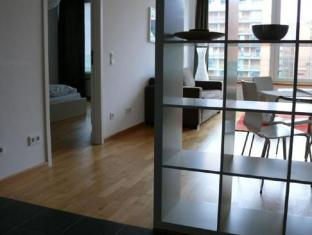 Inn Sight City Apartments Potsdamer Platz Berliin - Külalistetuba