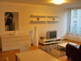Inn Sight City Apartments Potsdamer Platz Berlin - Bilik Suite