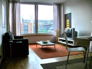 Inn Sight City Apartments Potsdamer Platz बर्लिन - सुइट कक्ष