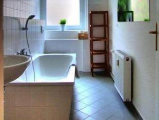 Pfefferbett Apartments Potsdamer Platz 베를린 - 화장실