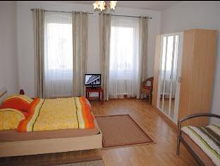 CAB City Apartments Berlin Mitte Berlin - Gostinjska soba
