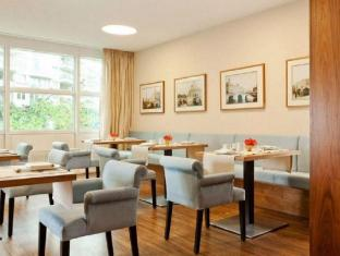 Abion Spreebogen Waterside Hotel Berlin - Hotellet indefra
