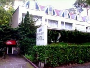 Apartment-Hotel-Dahlem Berlino - Esterno dell'Hotel