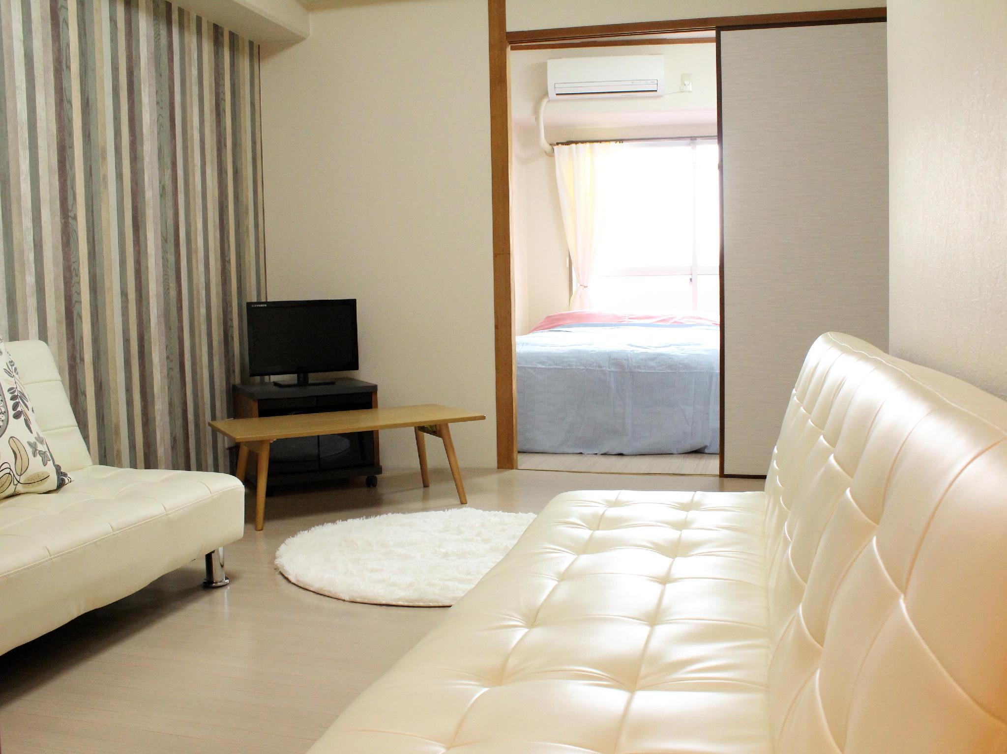 Mi 1 Bedroom Western Style Apartment In Sakuragawa Namba No 3 Namba Osaka Japan Great