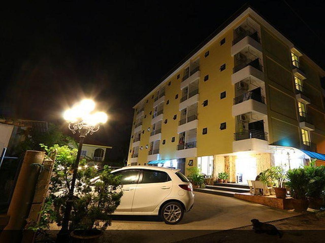 โนเบิ้ล เรสซิเดนซ์ เซอร์วิซ อพาร์ตเมนต์ (Noble Residence Serviced Apartment)