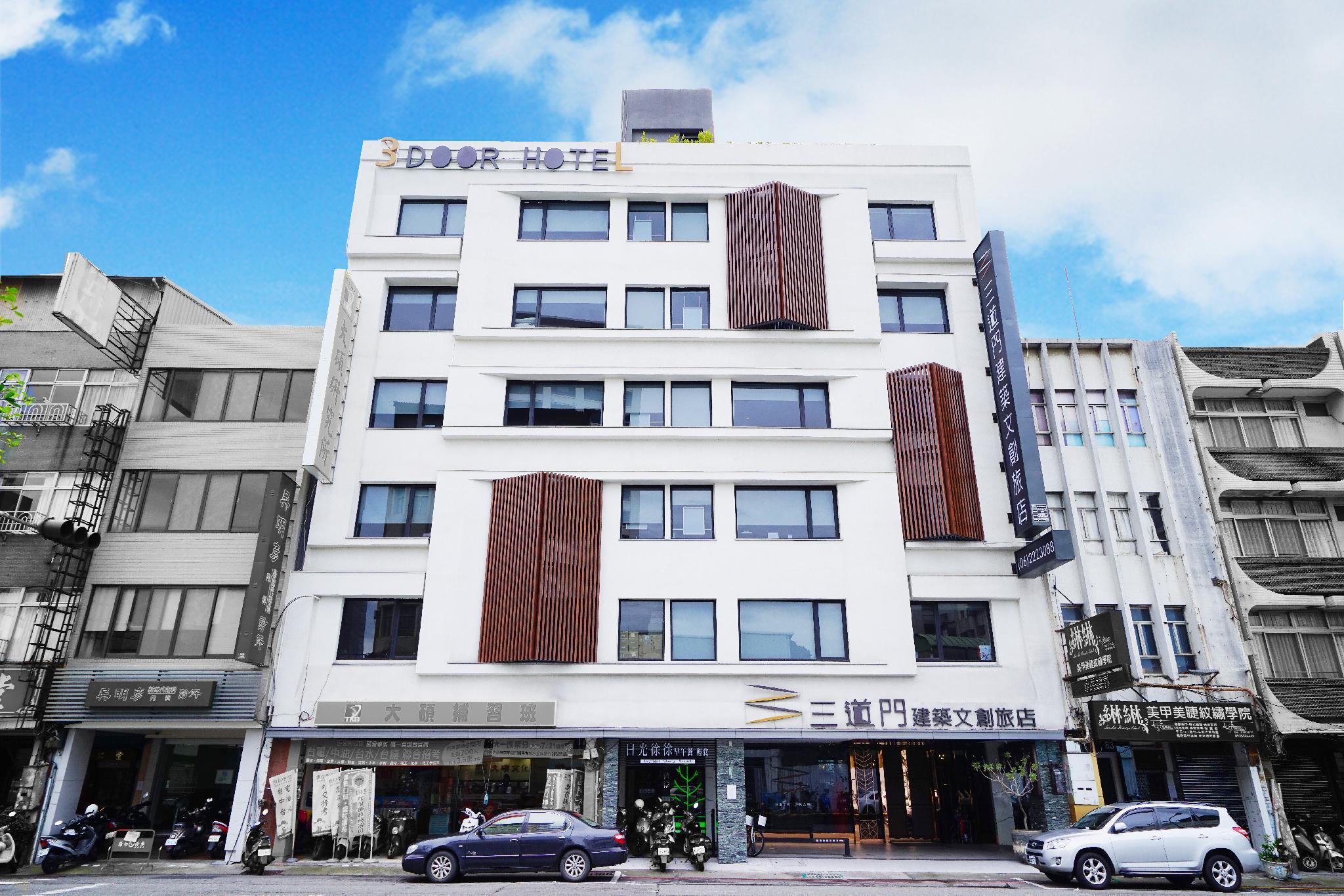 3 Door Hotel Tainan Taiwan