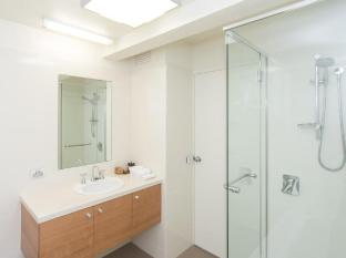 The Old Woolstore Apartment Hotel Hobart - One Bedroom Apartment - bathroom
