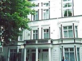 Kilronan House Dublin - Hotellet från utsidan