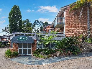 Hotell Medina Serviced Apartments North Ryde Sydney  i Sydney, Australien