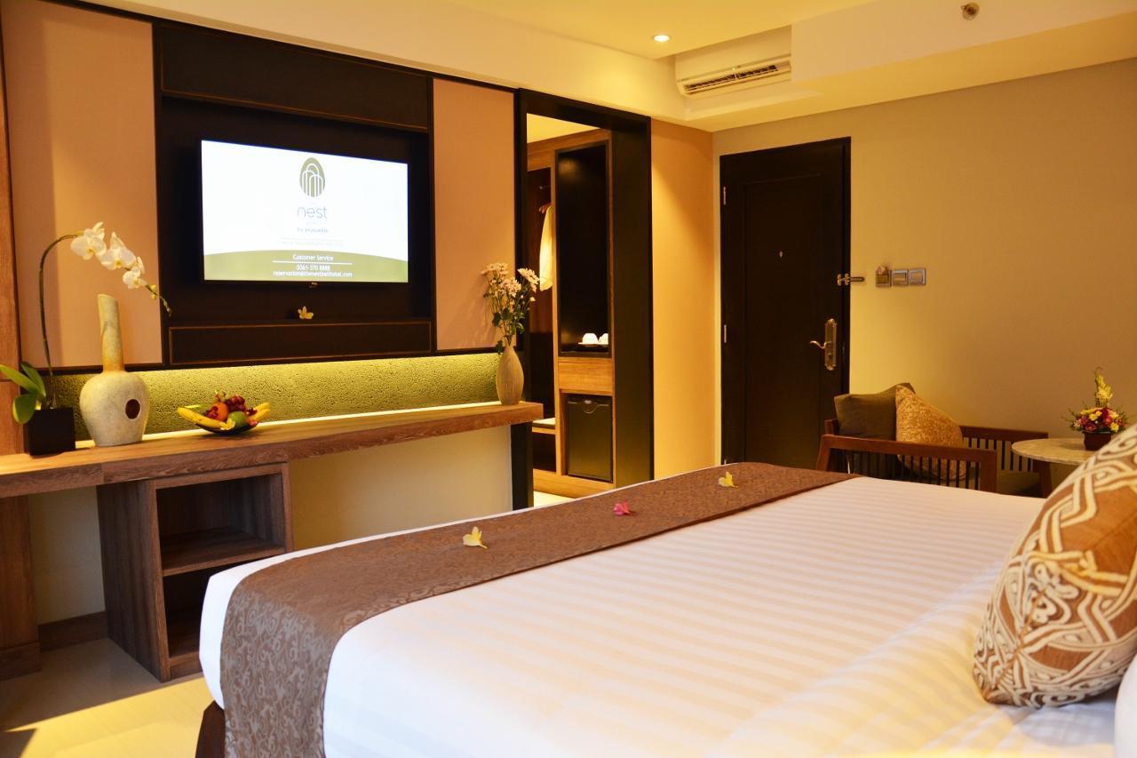 The Nest Hotel by danapati