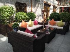 Pingyao. Xietongqing Merchant Hotel, Jinzhong