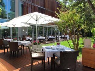 ABAC Restaurant Hotel Barcelona - Rõdu/Terrass