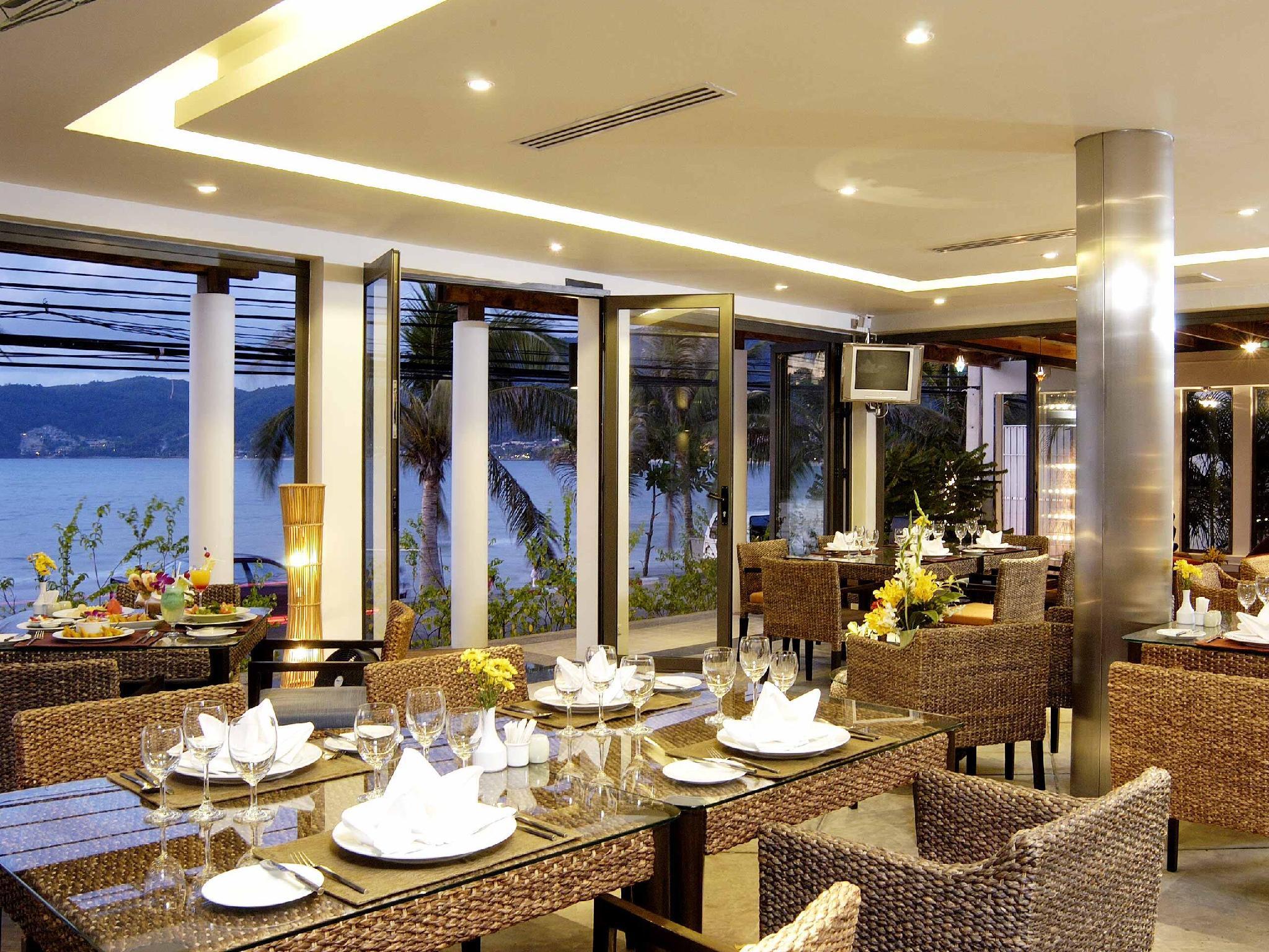 โรงแรมอวันติก้า บูทิค ป่าตอง บีช