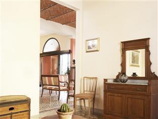 ホテル サボイア&サンパーナ モンテカティーニテルメ - ホテル内部