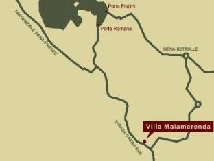 Villa Malamerenda Apartments Hotel Siena - View