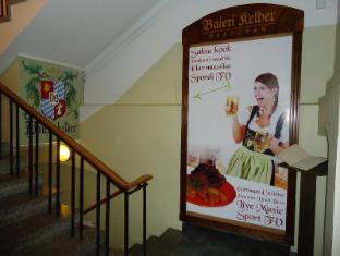 聖芭芭拉飯店 塔林 - 餐廳