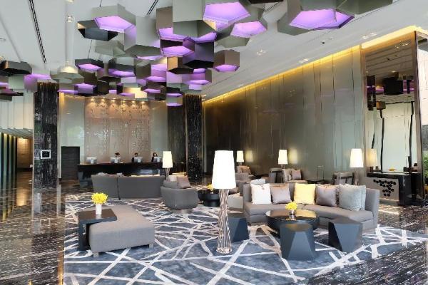 泰国曼谷指南针天景酒店(Compass SkyView Hotel) 泰国旅游 第3张