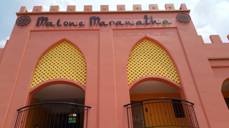Malone Maranatha,โรงแรมมารานาธา