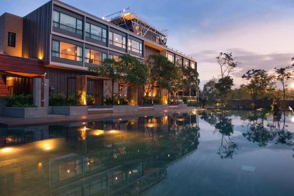 泰国清迈北岭城度假村(North Hill City Resort) 泰国旅游 第1张
