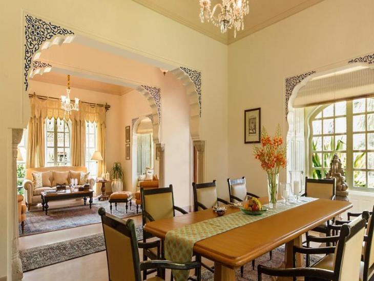 The Oberoi Rajvilas Jaipur Hotel photo 4