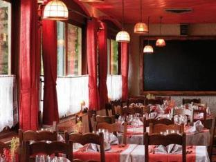 Best Western Les Vignes Blanches Hotel Beaucaire - Restaurant