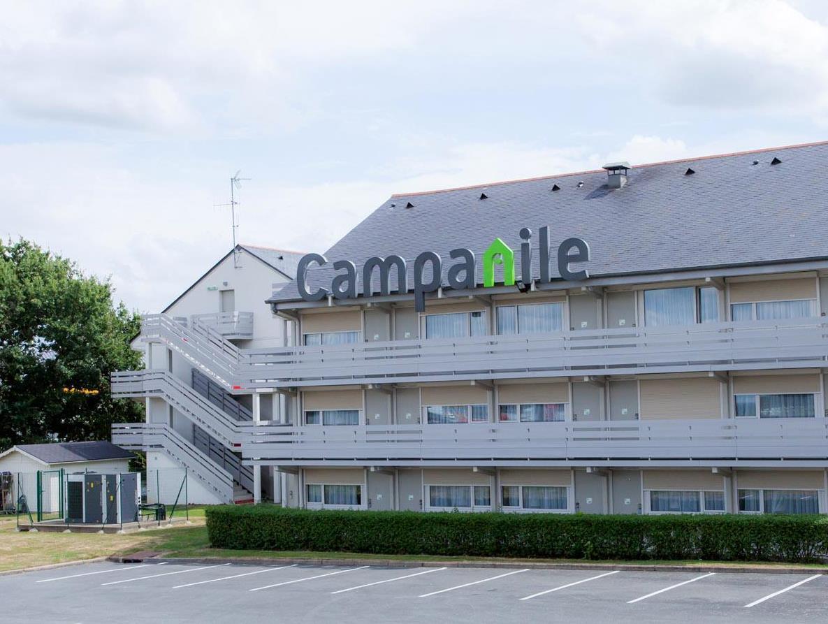Campanile Montelimar- Les Tourrettes