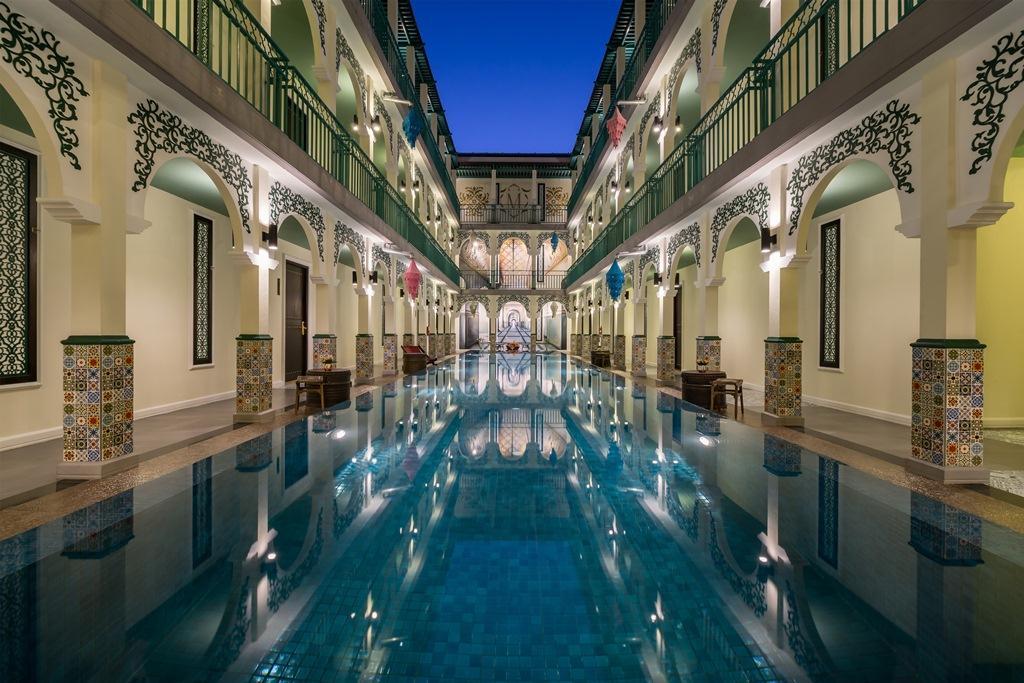 The Grand Morocc Hotel,โรงแรมเดอะ แกรนด์ โมร็อค