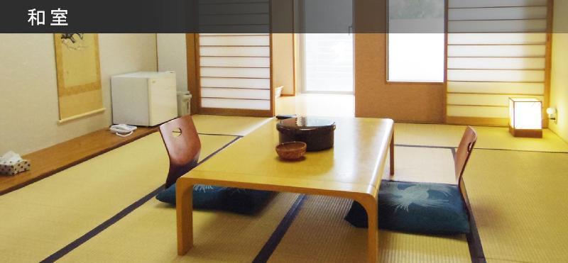 Open Air Spa Deluxe Japanese Style Room