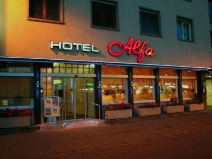Hotel Alfa photo 1