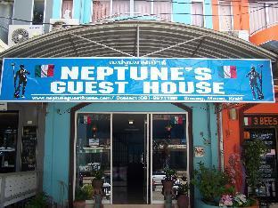 Neptune's Guesthouse, Ao Nang Beach, Thailand