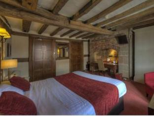 Dog and Partridge Hotel by Good Night Inns Tutbury - Guest Room