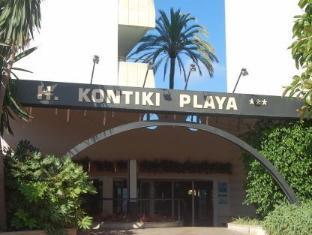 Kontiki Playa Hotel Maljorka - Įėjimas