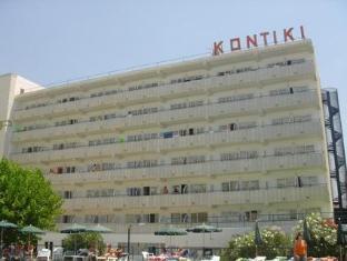Kontiki Playa Hotel Maljorka - Viešbučio išorė