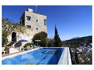 Castillo De Monda Hotel Guaro - Swimming Pool