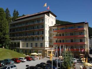 National Swiss Quality Hotel Davos - Exterior