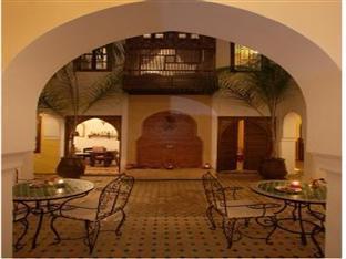 Riad Nerja Marakeš - Interijer hotela