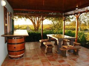 Hoopenburg Guesthouse and Venue Stellenbosch - Garden Cottage Outside Sitting Area