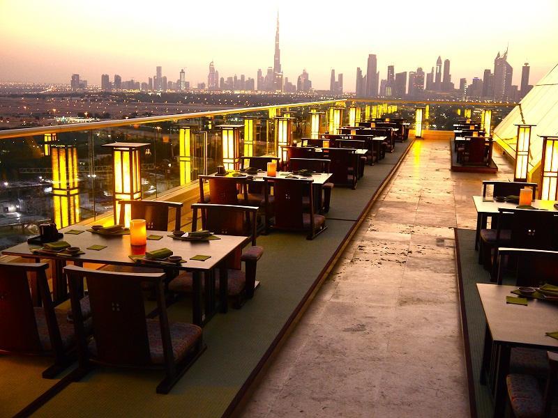 Raffles Dubai Hotel – Dubai 5