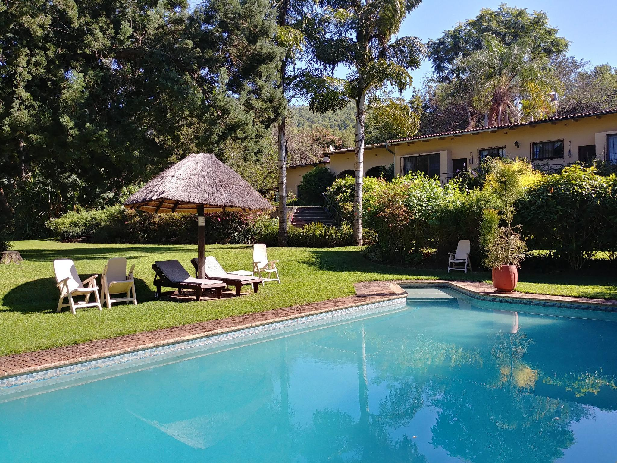 Laughing Waters Guest House Hazyview South Africa