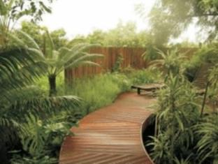Tzaneen Country Lodge Tzaneen - Walkway at the Earth Spa
